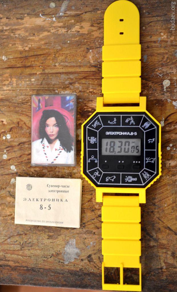 часы электроника 8 инструкция - фото 4